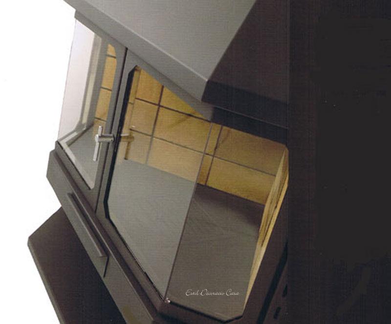 cheminée pour angle Cloé