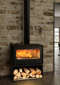 po le bois fort rendement puissance de chaleur et. Black Bedroom Furniture Sets. Home Design Ideas